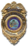 State Attorney Badge
