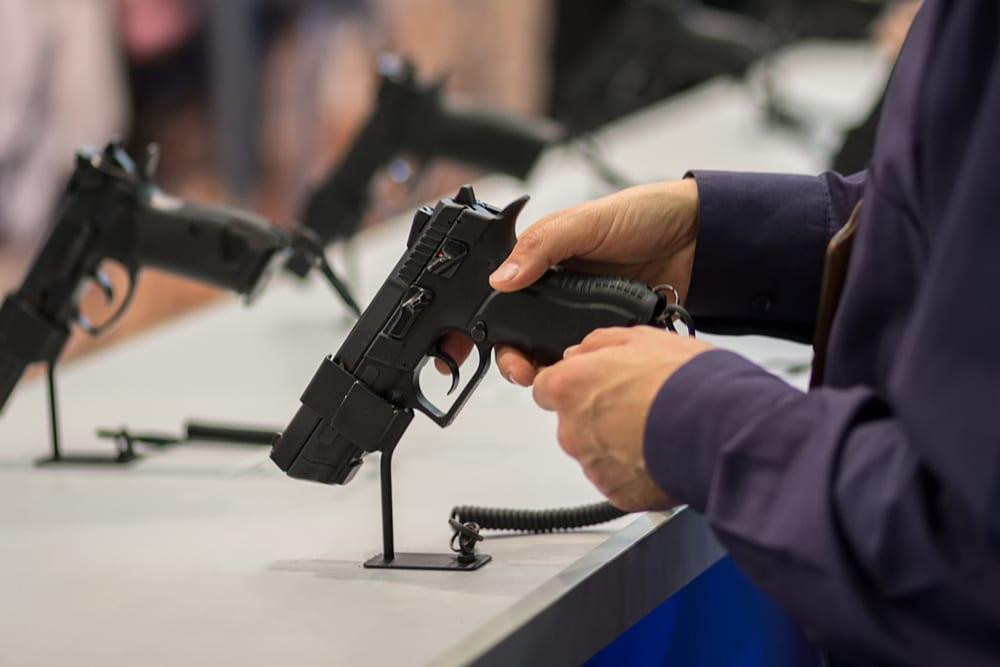 felon in possession of firearm